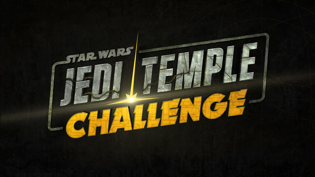'Star Wars: Jedi Temple Challenge' game show is set IN a galaxy far, far, away on #DisneyPlus