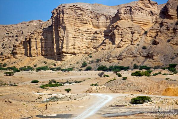 Oman Countryside