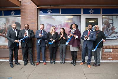 Mayor Celebrates Grand Opening of the City's New Business and Community Services Center