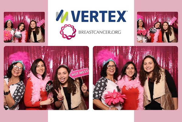 Vertex In. & Breastcancer.org Halloween Event 2018