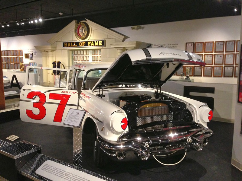 One of my favorite cars in the museum.