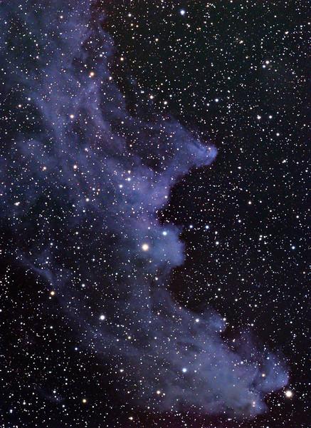 Gary Colwell - Witch Head Nebula<br /> Winner Deep Sky
