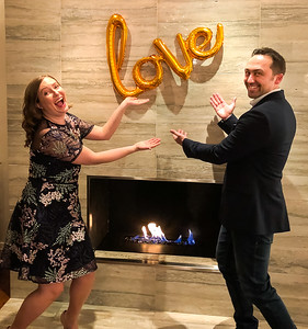 Gillian and Jonathan's Engagement Party - Feb 23, 2019