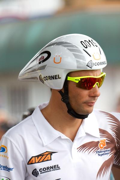Eduardo Sturla - Finished 31st.
