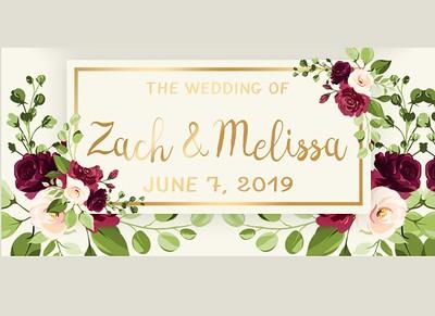 Zach & Melissa's Wedding!