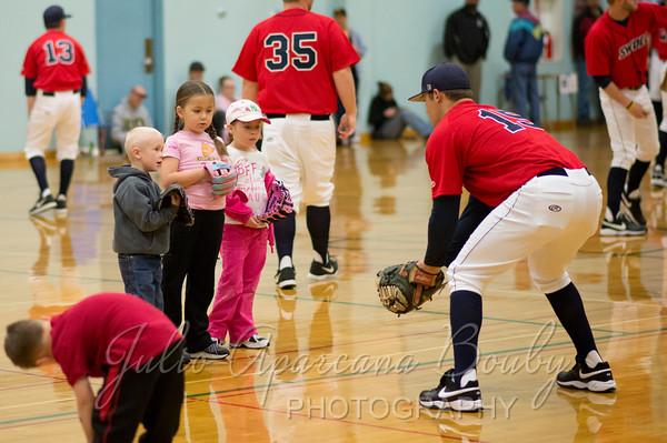 130223 Coos Bay League Baseball Camp