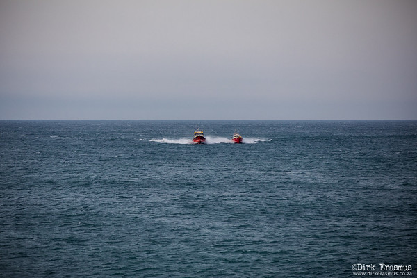 30Apr2019 - NSRI Rescue 5 - Sharkrock Pier