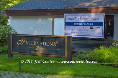 2014 Big Brothers Big Sisters Golf Clasic at the International