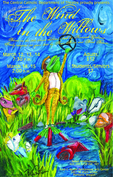 Spring 2009 - The Wind In The Willows