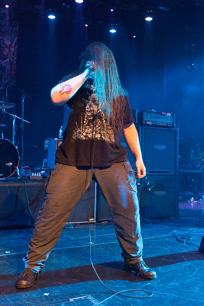 Cannibal Corpse, 70.000 tons of Metal