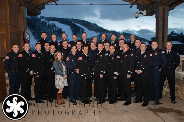Vail Fire and Emergency Services Awards - Grand View Room - Vail
