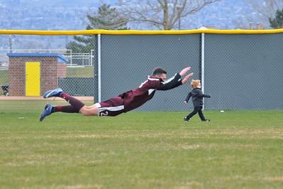 JHS Soccer vs Taylorsville 2016