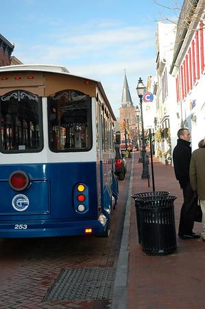 Annapolis Circulator Trolley