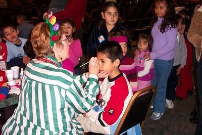 2003 - Dec (Exceptional Children's Party)