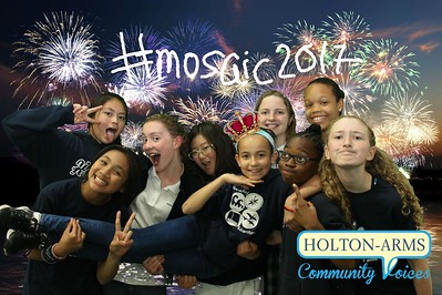 Holton-Arms Mosaic 2017