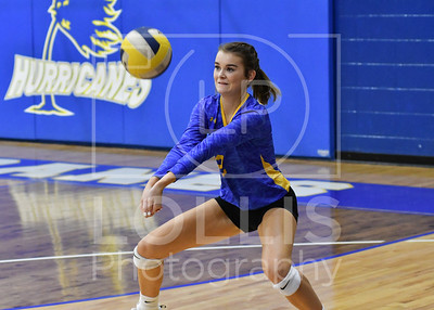 Powdersville at Wren Varsity Volleyball 9-5-19
