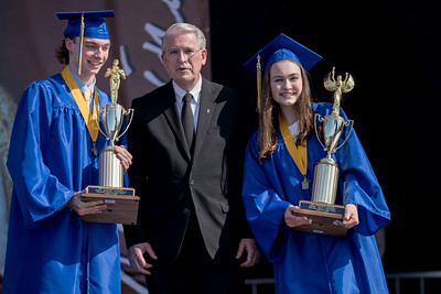 Class of 2021 Commencement Ceremony - June 6, 2021