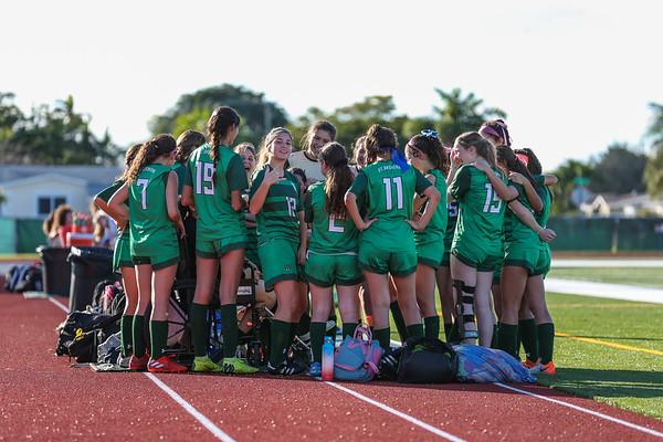 Saint Brendan High School Girls Soccer