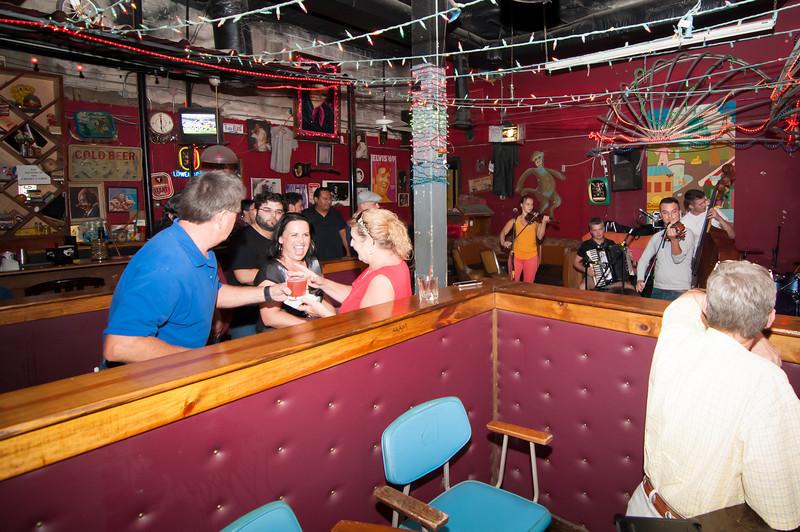 Tekla Klebetnica At Big Top Lounge