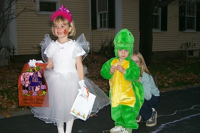 Halloween 99-00-04-05