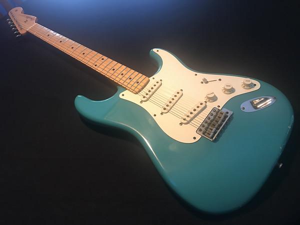 Taos Turquoise Strat - Dave's Guitar Shop