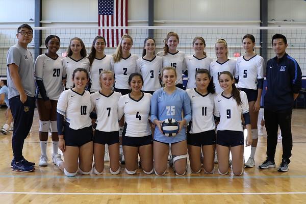 Varsity Volleyball 2019-2020