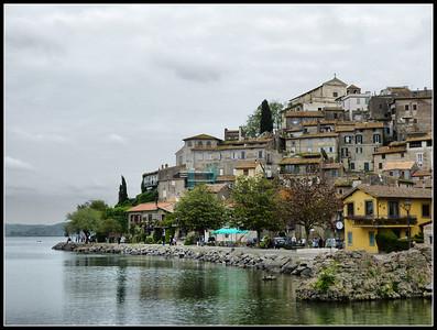 Anguillara Sabazia (Bracciano Lake - Roma)