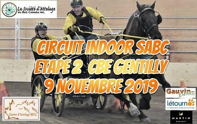 Derby Indoor SABC étape 2