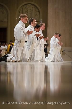 Fr Aaron's Ordination Events
