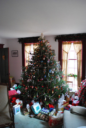 Christmas Day In Townsend