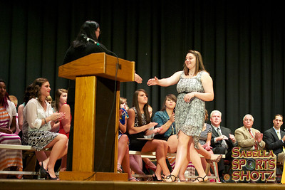 2013 New Brighton HS Honors & Awards Assembly