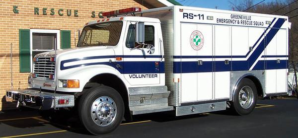 Greeneville Emergency & Rescue Squad