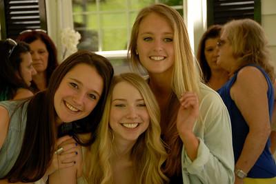 olivia graduation party 6-15-13