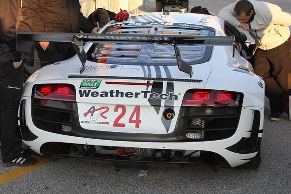 Rolex 24 Hours at Daytona_Thursday