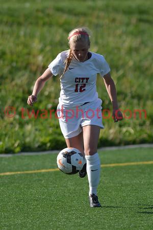 2015 CHS Girls Soccer - Hempstead