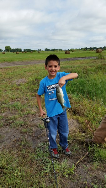 2014-08-09 Kids Fishing Tournament