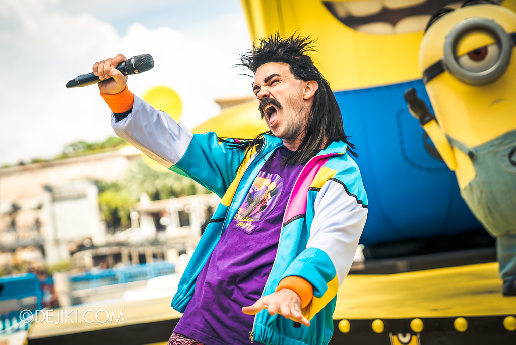Despicable Me Breakout Party at Universal Studios Singapore / Rodney Rotten