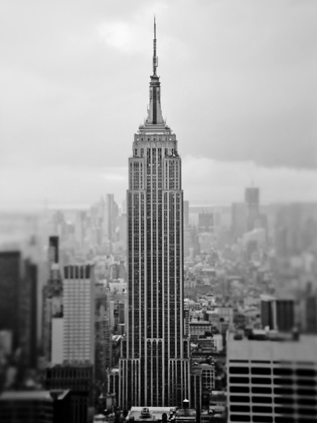 Mini Empire State Building