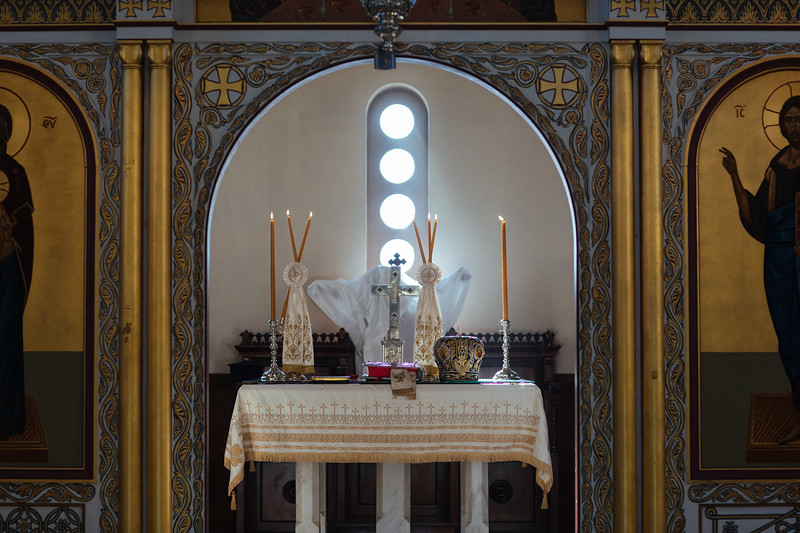Orthros and Hierarchical Divine Liturgy – May 18, 2019