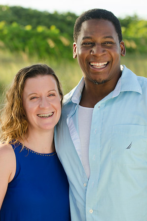 Heidi & Jamahl are engaged!