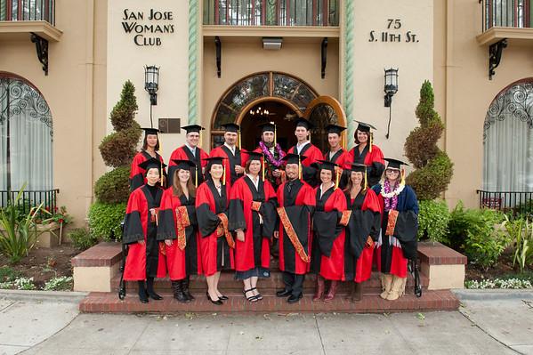 Graduation - Womens Club May 2010 - Group
