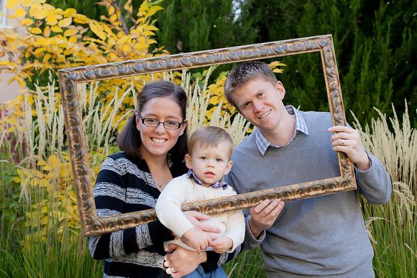 Brendan, Lawren & Wendy