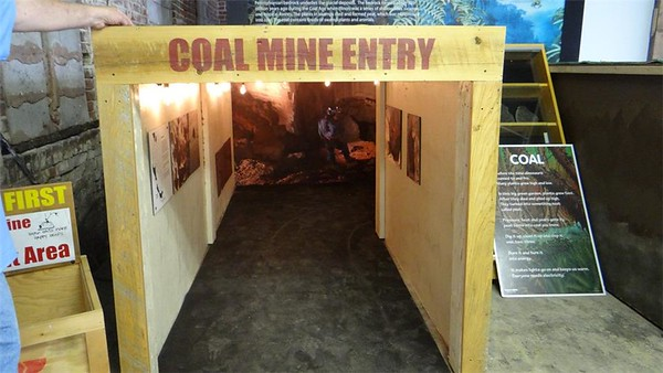 Illinois Coal Museum at Gillespie