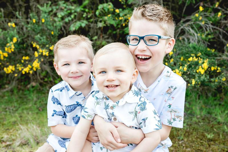 F Family May 2020