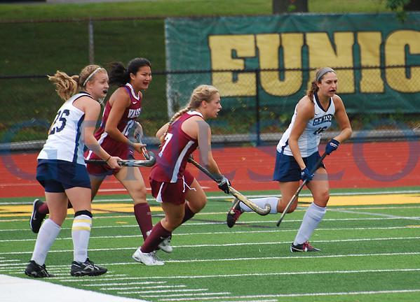 Women's Field Hockey vs. Vassar (Photos by BB)