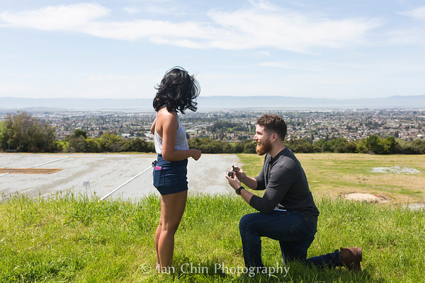 Nicholas (Megan) Marriage Proposal 4.13.19