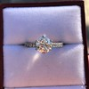 1.32ct Old European Cut Solitaire by Vatche, GIA I VS 12