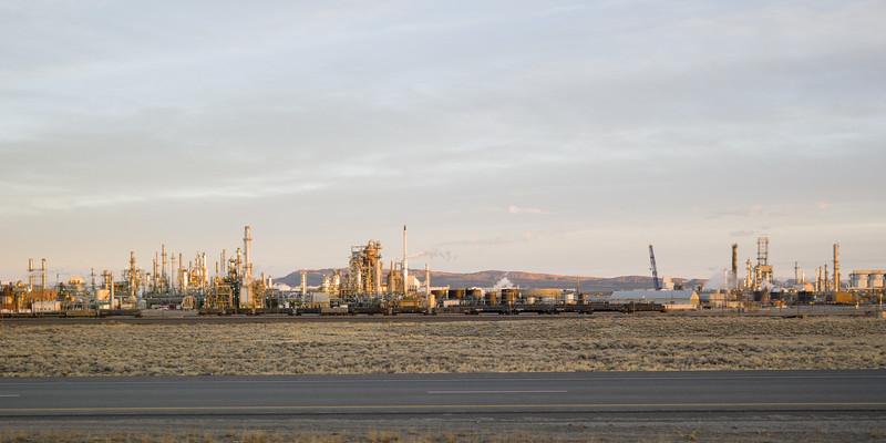 Sincalir Refinery