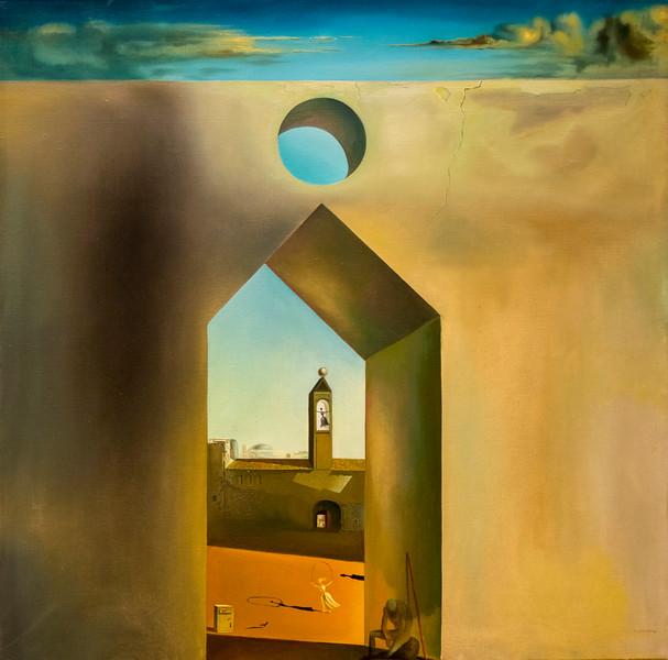 Dali: Dreaming in Paint