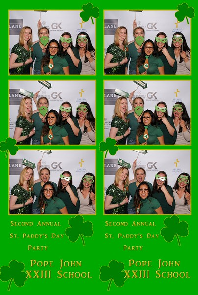2nd Annual St. Paddy's Day Party (03/07/20)